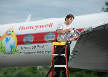 Biocombustíveis para Aviação