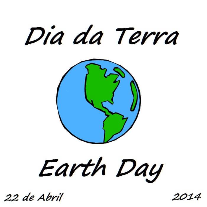 Dia da Terra - Earth Day - 2014