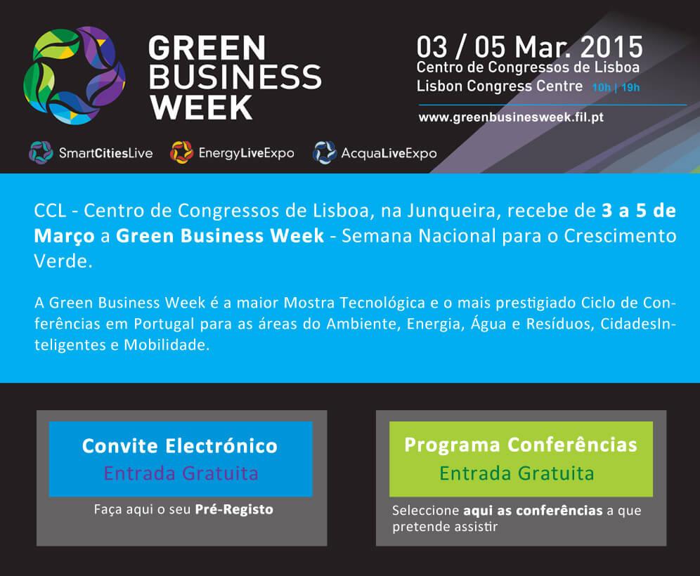 Green Business Week 2015