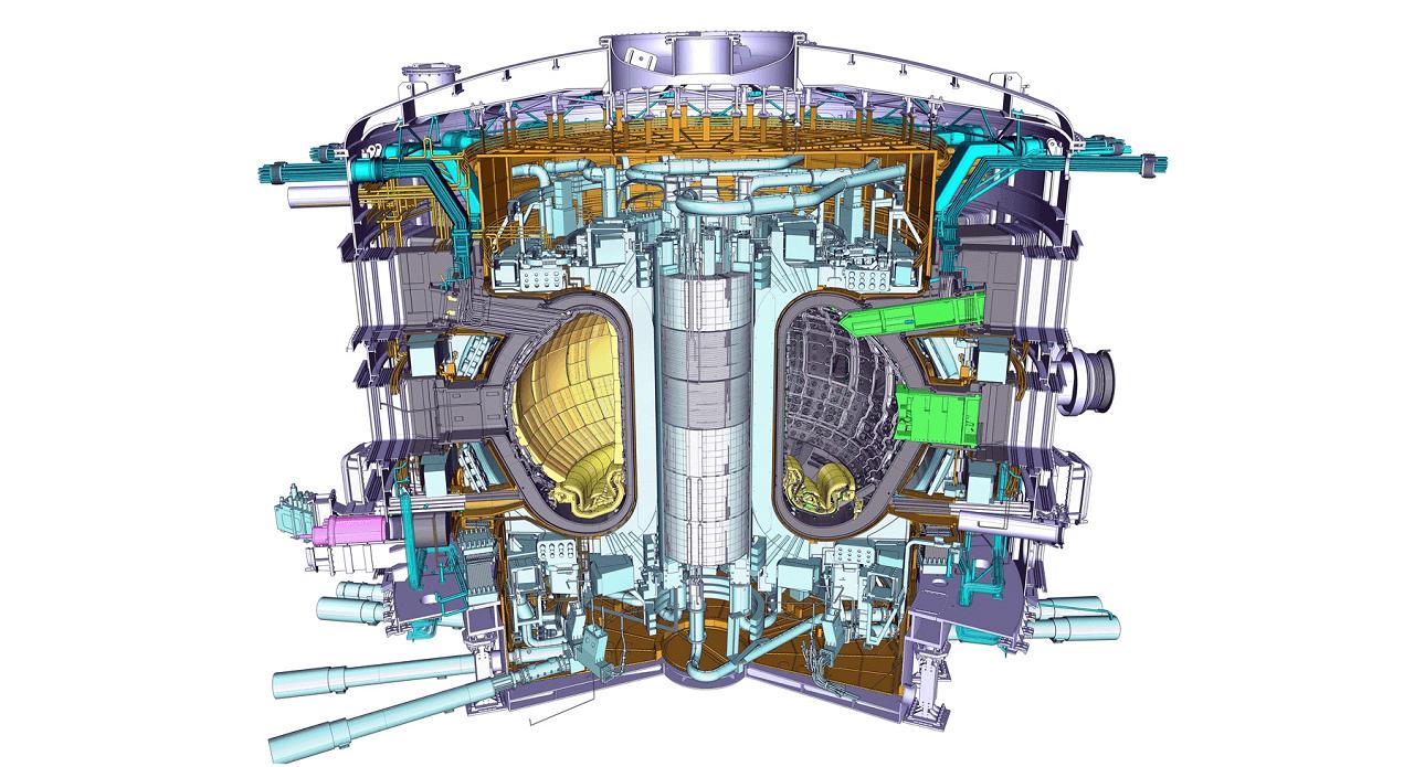 ITER - Reactor Internacional Termo Nuclear Experimental