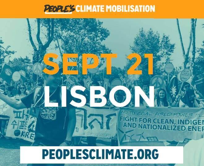 Marcha Contra as Alterações Climáticas