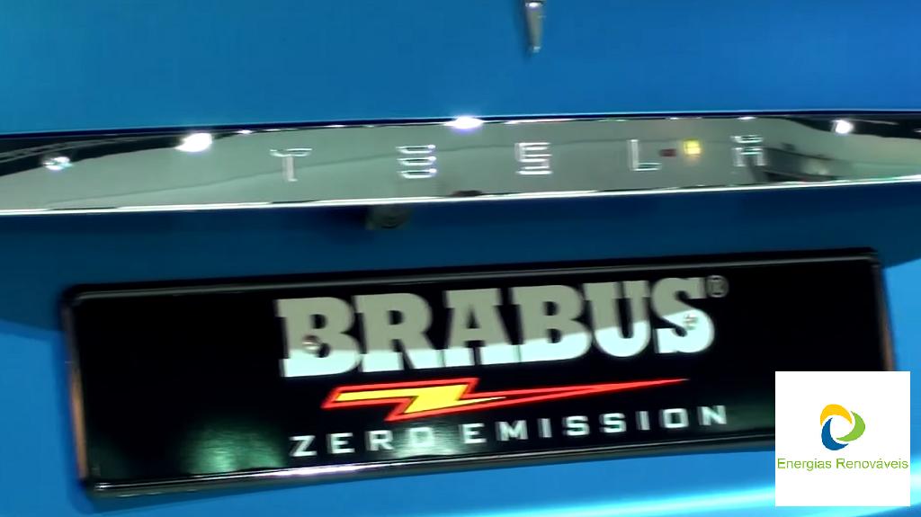 Tesla Brabus Zero Emission
