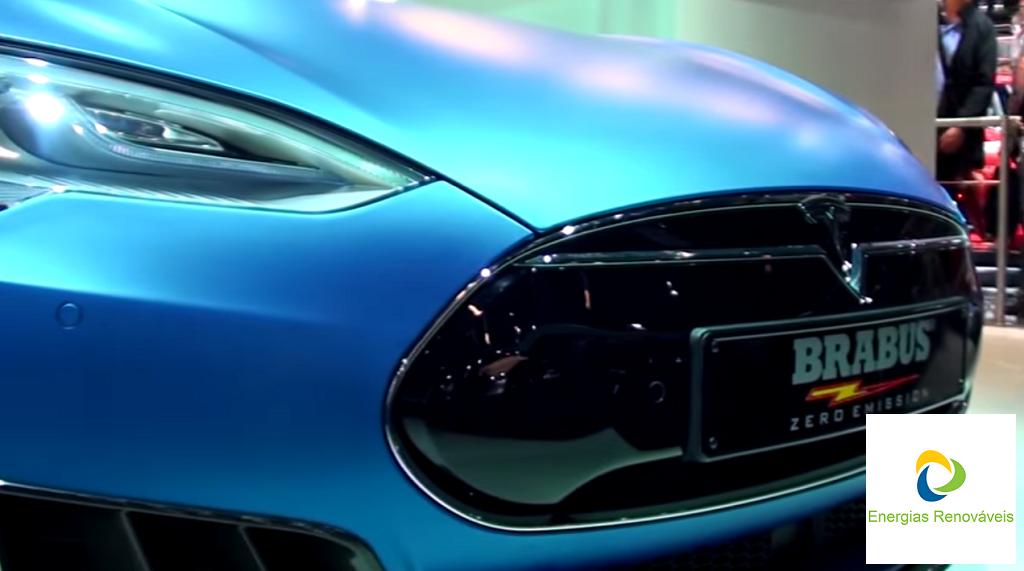 Tesla Brabus Zero Emission - Frente