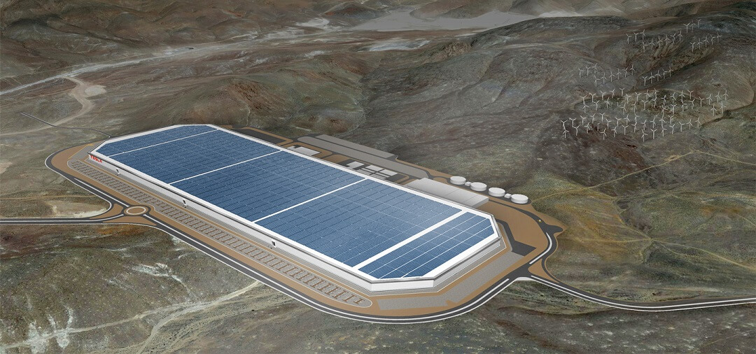 Tesla Gigafactory Portugal