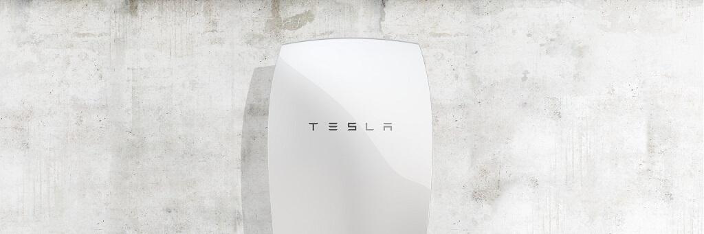 Tesla Powerwall - Bateria de Armazenamento de Energia