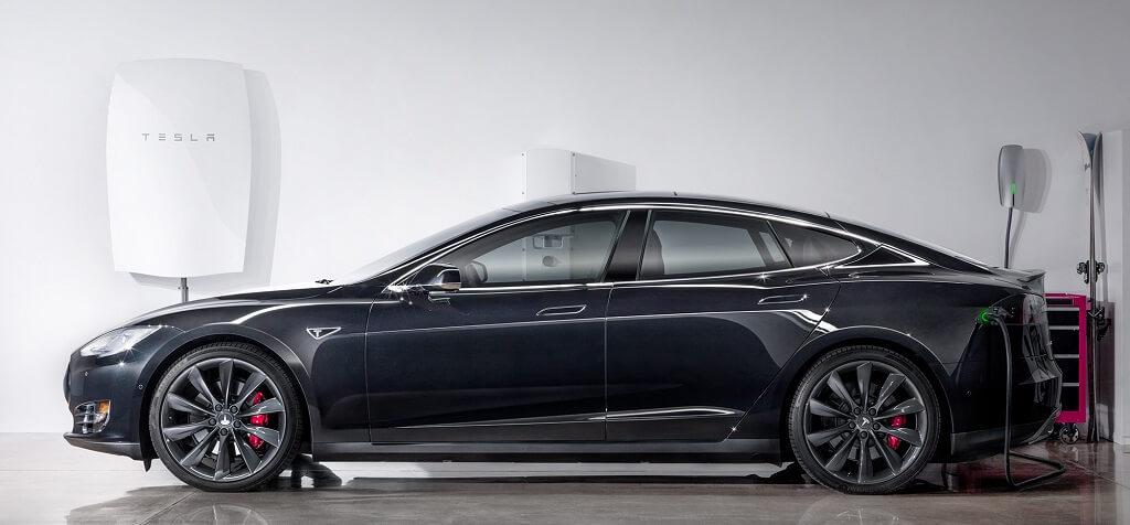 Tesla Powerwall - Bateria Montagem Parede