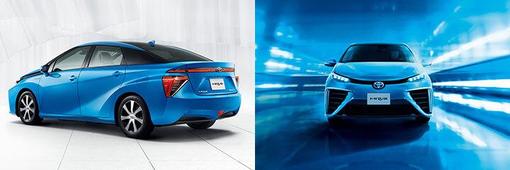 Toyota Mirai - Veículo a Hidrogénio